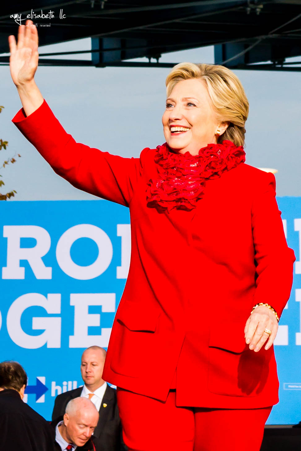 Hillary Clinton, Democratic Nominee for President / Image: Amy Elisabeth Spasoff / Published: 12.19.16