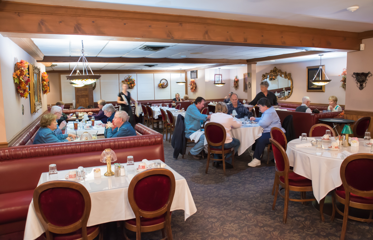 Houston Inn Restaurant serves American fare which includes fried chicken and steak as well as frogs legs. It's located on Route 42 between Lebanon and Mason. ADDRESS: 4026 US-42 (45036) / Image: Sherry Lachelle Photography // Published: 12.11.17