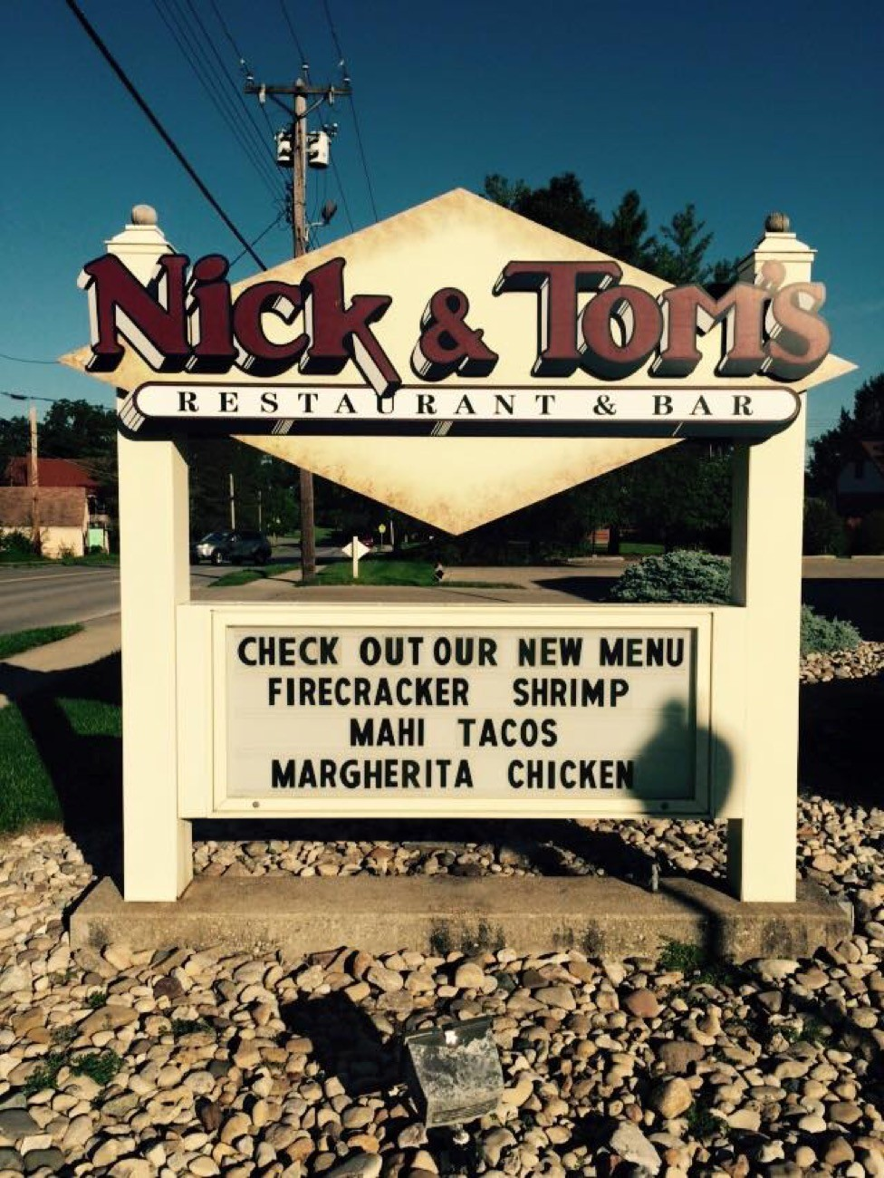 Founded in 1988 as the Alpine Inn, Nick and Tom's has undergone some changes through the years. That includes the addition of menu items like poutine and fish tacos to tried-and-true favorites like bruschetta, filet mignon, pork chops, and fettuccini Alfredo. What's stayed the same is Nick and Tom's charming, unpretentious atmosphere.  ADDRESS: 5774 Bridgetown Road (45248) / Image courtesy of Nick and Tom's // Published: 7.11.18 // Published: 7.11.18
